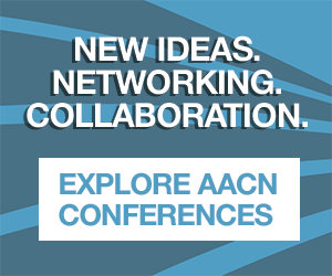 Graphic: Explore AACN's Upcoming Conferences
