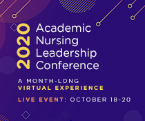 Register Now - 2020 Academic Nursing Leadership Conference