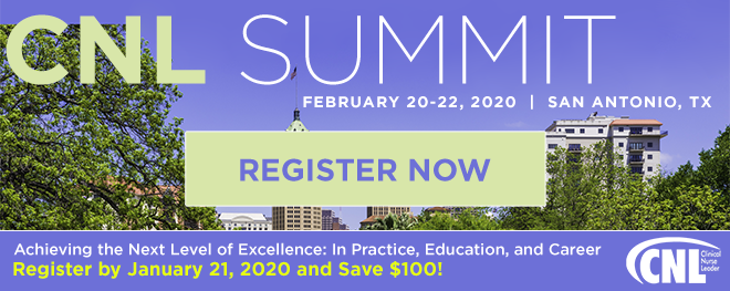 Register Now for the 2020 CNL Summit