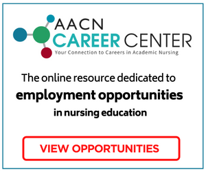 AACN Career Center - Your Connection to Careers in Academic Nursing - View Job Opportunities