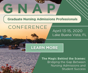 Register for this Year's Graduate Nursing Professionals Conference