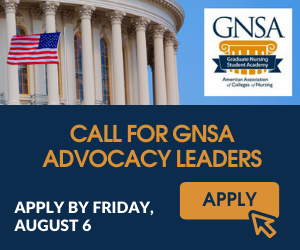Call for GNSA Advocacy Leaders - Apply by August 6