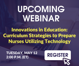 Upcoming AACN Webinar on Innovations in Teaching