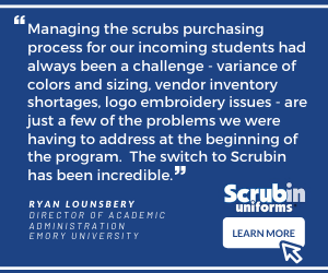 Learn more about Scrubin Uniforms