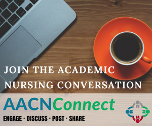 Join the Academic Nursing Conversation on AACN Connect!