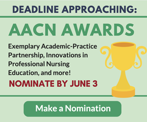 AACN Awards: Nominate a Trailblazer in Nursing Education!