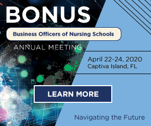 Don't miss the 2020 BONUS Annual Meeting in Florida!