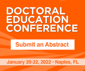 Doctoral Education Conference - Submit an Abstract