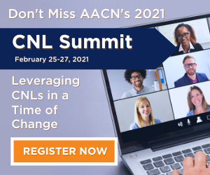 Graphic - Register for AACN's 2021 CNL Summit
