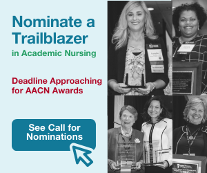 Graphic - AACN Awards