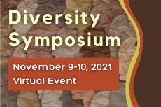 2021 Diversity Symposium