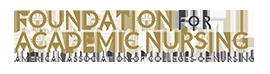 Logo - Foundation for Academic Nursing