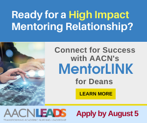 Connect for Success with AACN's MentorLINK