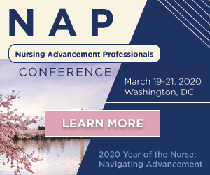 Register for AACN's NAP Conference in DC!