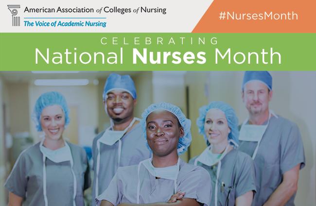 Celebrate Nurses During National Nurses Month!