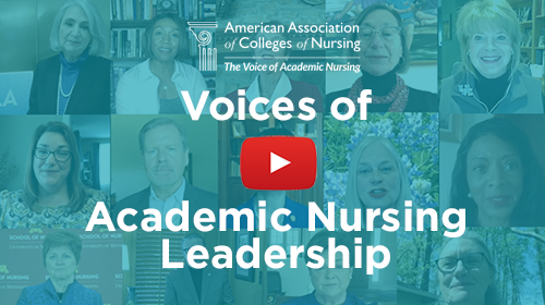 AACN's Voices of Academic Nursing Leadership