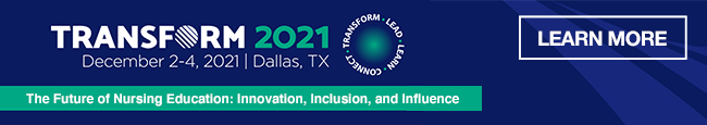 AACN's Transform 2021 Conference