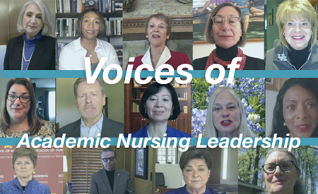 See the AACN Gallery of Leadership