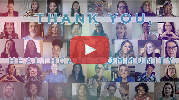AACN YouTube Thank You Video