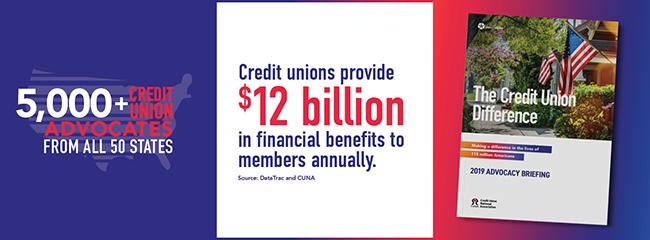Credit Union Difference Statistics