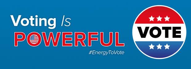 #EnergyToVote