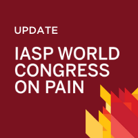 IASP 2021 World Congress on Pain Goes Virtual