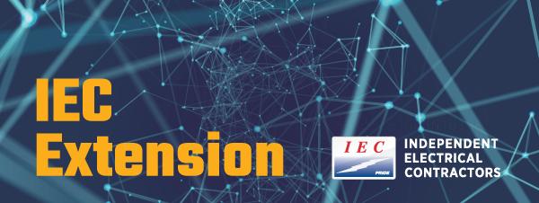 IEC Extension Banner