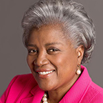 Donna Brazile, Veteran Democratic Political Strategist, Syndicated Columnist and Fox News Contributor