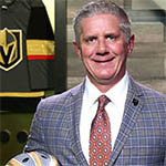 Kerry Bubolz, President and COO, Vegas Golden Knights