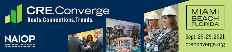 CRE.Converge 2021 | Miami Beach, Florida