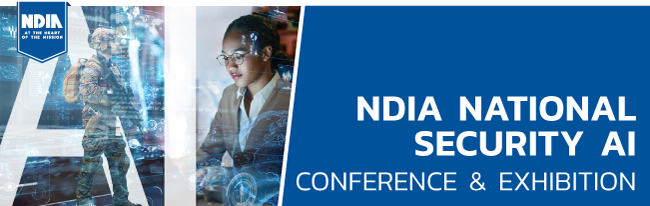 NDIA National Security AI Conference and Exhibition (NSAICE)