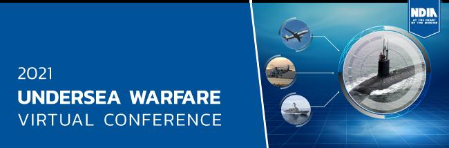 2021 Undersea Warfare Virtual Conference