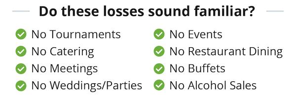 Do these losses sound familiar?