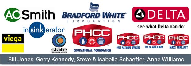 2020 Scholarship Sponsors