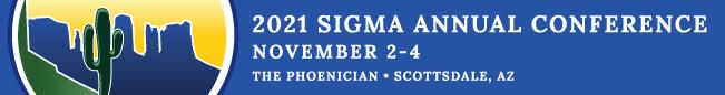 2021 SIGMA Annual Conference
