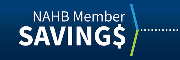 NAHB Member Discounts